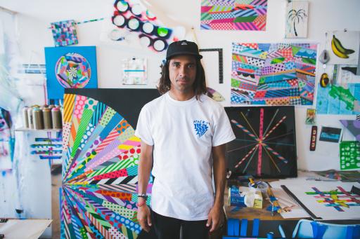jack irvine artist